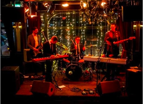 60s Rock And Roll From The Tomicks At Album Launch Review