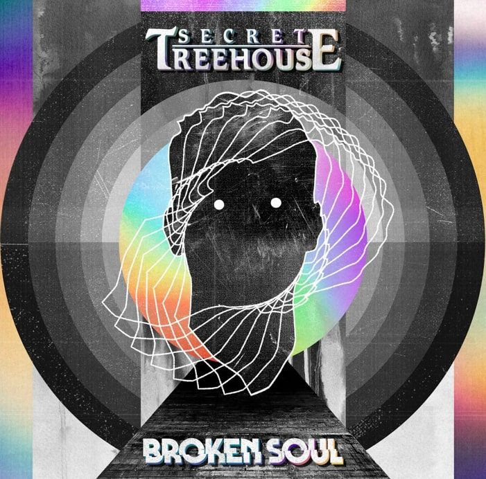 Broken Soul By Secret Treehouse Sizzles With ANeon Glow