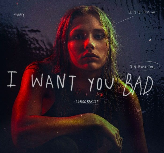 Claire Frazier Releases The Relatable I Want You Bad