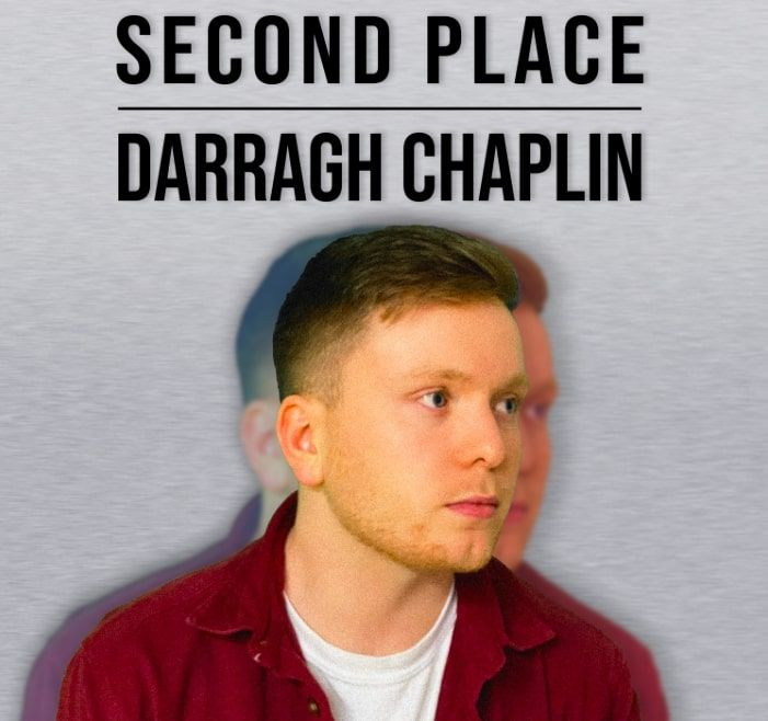 Second Place Is An Inviting Pop Song From Darragh Chaplin