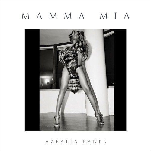 Azealia Banks Celebrates 2 Year Anniversary Of Anna Wintour