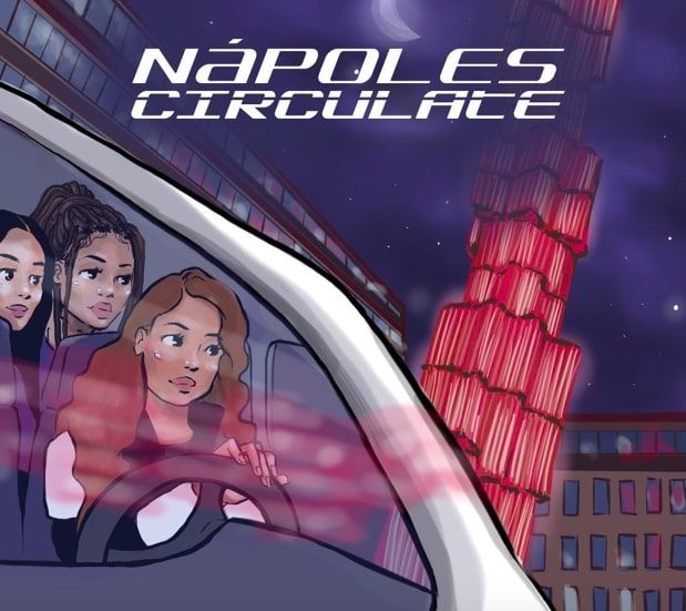 Experience Spatial Awareness With CIRCULATE By NÁPOLES