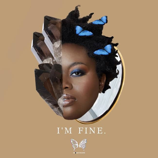 Nicole Chambers Hides Her Emotions In New Single I'm Fine