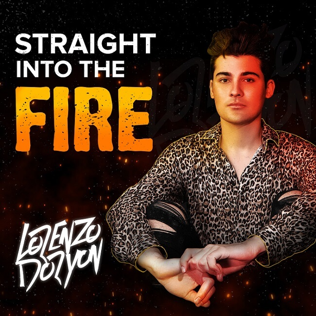 Lorenzo Doryon Has The Whole Package With Straight Into The Fire
