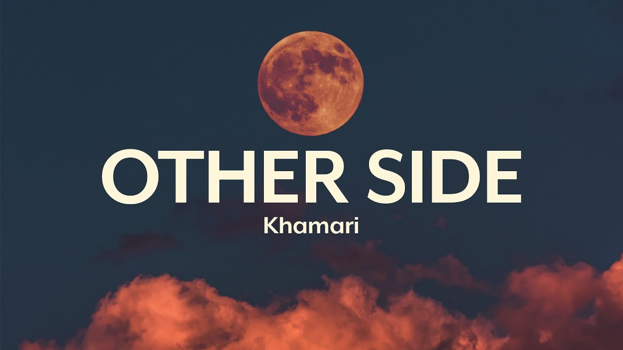 Khamari contemplates the Other Side with a new single