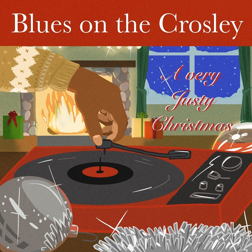 Blues on the Crosley Is A Comforting Christmas Song From Justy