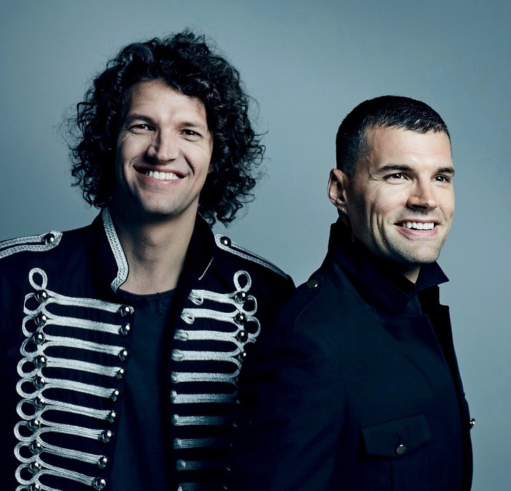 For KING & COUNTRY Unveils New Christmas Album A Drummer Boy Christmas