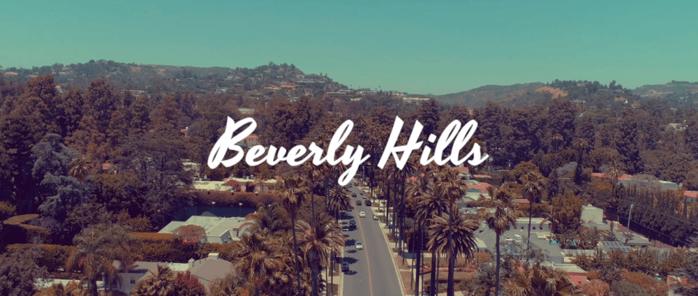 Premiere: Exxy And Easy Morning Soak Up The Lifestyle In Beverly Hills