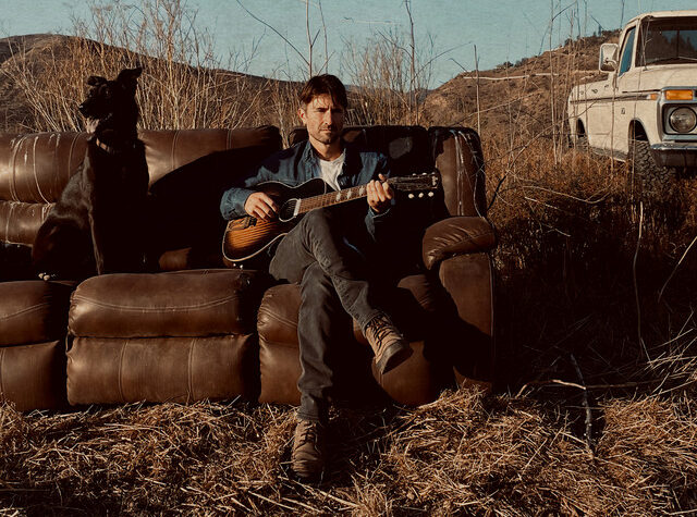Brandon Jenner Releases The Alluring There You Are